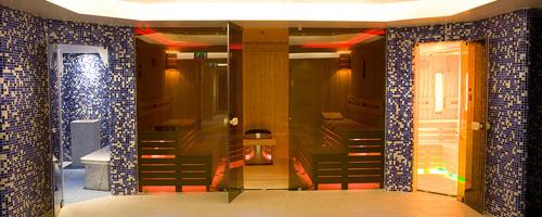 Zenit Hotel Balaton - Szauna
