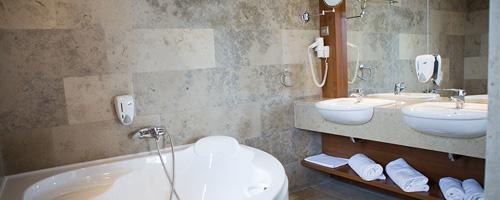 Zenit Hotel Balaton - Fürdőszoba