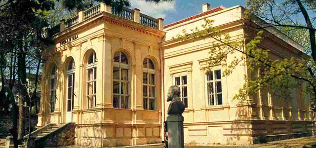 Jókai Mór Emlékház - Balatonfüred