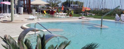 Hotel Silver Resort Balatonfüred - Kültéri medence