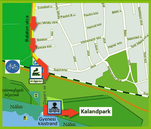 Gyenesdiasi Oko Kalandpark