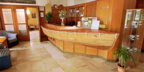 Aquilo Hotel Panoráma Tihany -szoba
